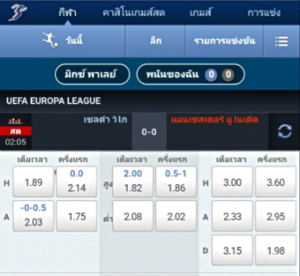 web sbobet mobile